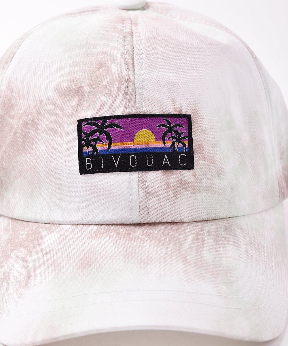 【2色展開】「BIVOUAC」タイダイキャップ ベージュサムネイル