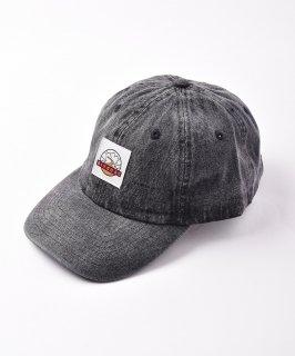 古着【2色展開】「BIVOUAC」デニムキャップ ブラック 古着のネット通販 古着屋グレープフルーツムーン