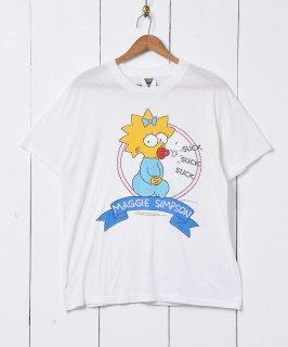 古着アメリカ製 「THE SIMPSONS」プリントTシャツ 古着のネット通販 古着屋グレープフルーツムーン