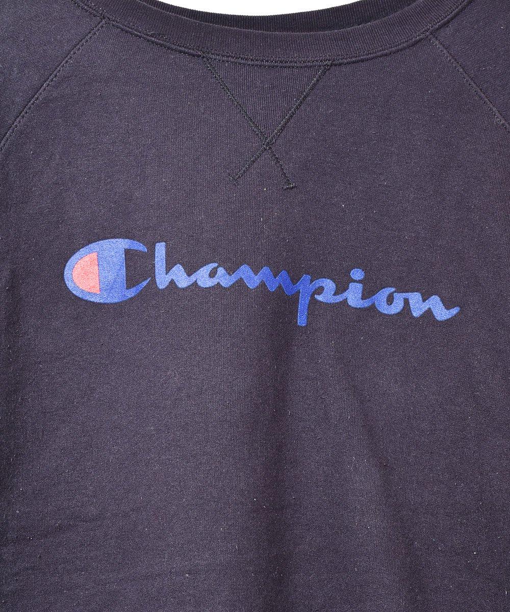 Champion ロゴプリント ガゼットスウェットサムネイル
