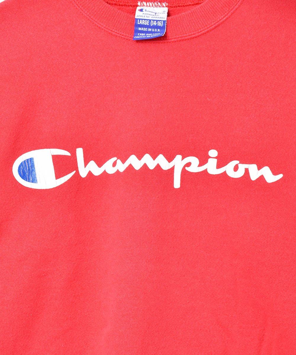 Champion ロゴプリント スウェットサムネイル