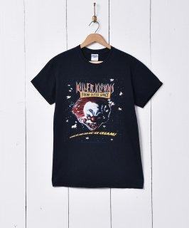 古着Killer Klowns from Outer Space プリントTシャツ 古着のネット通販 古着屋グレープフルーツムーン