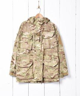 古着イギリス軍 コンバット スモック ジャケット MTPカモ 古着のネット通販 古着屋グレープフルーツムーン