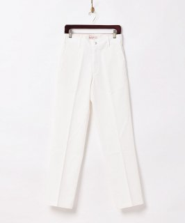 古着【3色展開】「Backers」コットンパンツ ホワイト 古着のネット通販 古着屋グレープフルーツムーン