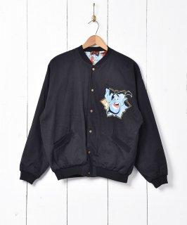 古着90's アラジンプリント アウター 古着のネット通販 古着屋グレープフルーツムーン