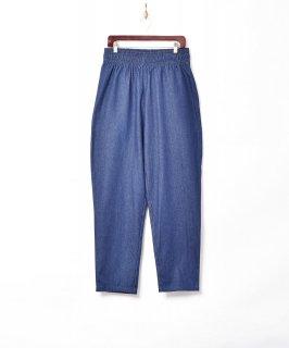 古着【3色展開】「Backers」デニム イージーパンツ ブルー 古着のネット通販 古着屋グレープフルーツムーン