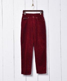 古着Lee コーデュロイパンツ W30 古着のネット通販 古着屋グレープフルーツムーン