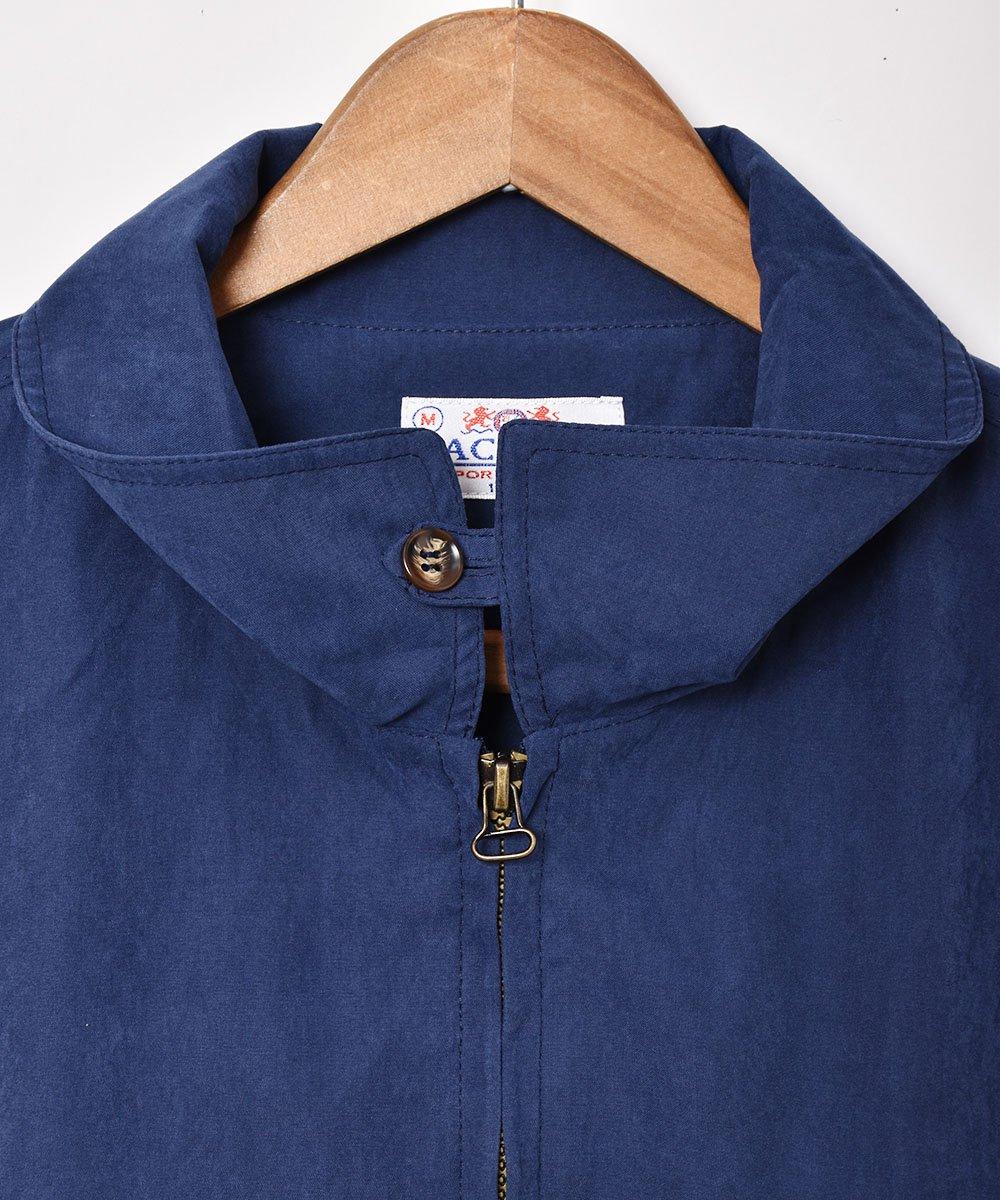 【5色展開】「Backers」 スカンク ワンポイントジャケット ネイビーサムネイル