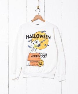 古着アメリカ製 スヌーピー ハロウィンスウェットシャツ 古着のネット通販 古着屋グレープフルーツムーン