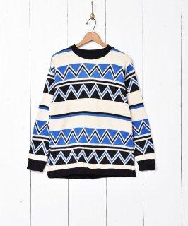 古着50~60s PENDLETON デザインセーター 古着のネット通販 古着屋グレープフルーツムーン