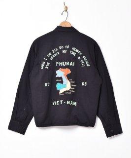 古着ベトナムジャケット 古着のネット通販 古着屋グレープフルーツムーン