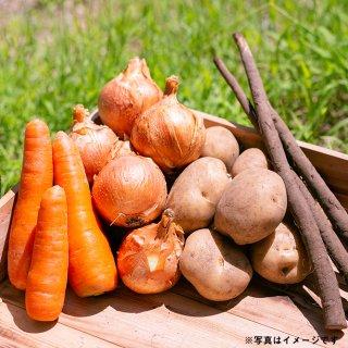 【税込・送料込】有機JAS認証オーガニック野菜セット 12品目