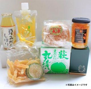 【税込・送料込】山口・萩名産セット(夏みかん)�
