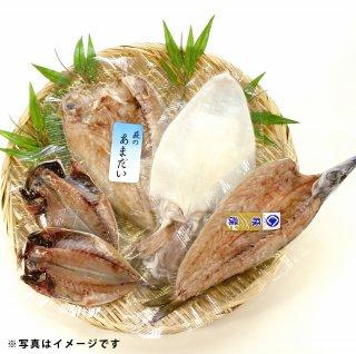 【税込・送料込】山口・萩 井町海産の詰め合わせ�