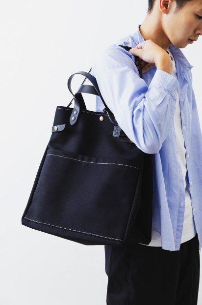 HOLYWOOD<br>S bag coton<br><BLACK>