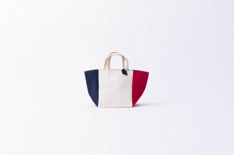 MILA SUMMER<br>SMALL XS<br><NAVY/WHITE/ROUGE>