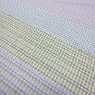 【まとめ売りセール品40%off】米沢紬着物生地 4種類(計320センチ以上)