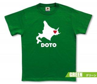 道東LOVE Tシャツ