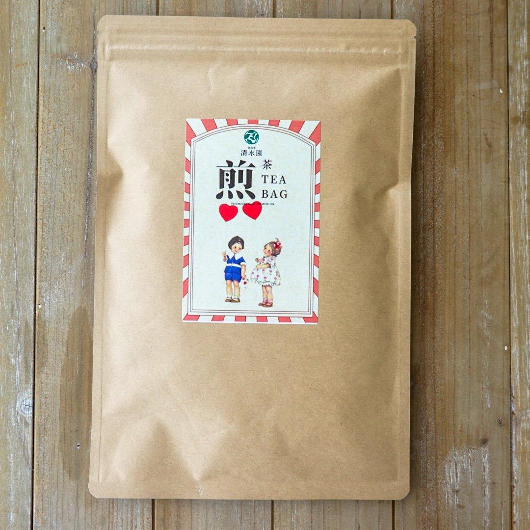 煎茶-お徳用ティーバッグ-