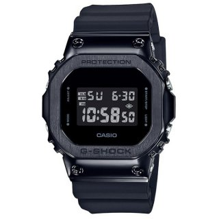 カシオ G-SHOCK GM-5600B-1JF Metal Covered Line カシオ Gショック メンズ腕時計 国内正規品