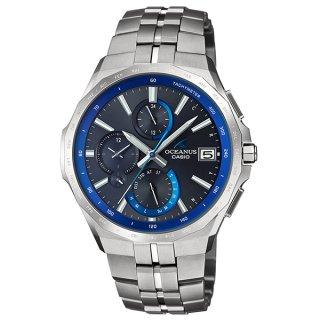 OCEANUS MANTA OCW-S5000-1AJF Bluetooth搭載電波ソーラー カシオ オシアナス メンズ腕時計 国内正規品