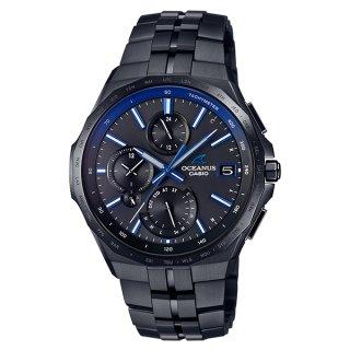 OCEANUS MANTA OCW-S5000B-1AJF Bluetooth搭載電波ソーラー カシオ オシアナス メンズ腕時計 国内正規品