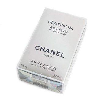 CHANEL シャネル エゴイスト プラチナム オードゥトワレット 100ml メンズ香水