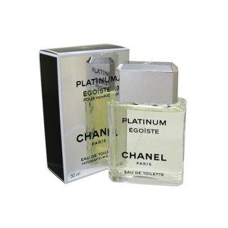 CHANEL シャネル エゴイスト プラチナム オードゥトワレット 50ml メンズ香水