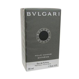 BVLGARI ブルガリ プールオム エクストレーム オードトワレ 30ml ナチュラルスプレー
