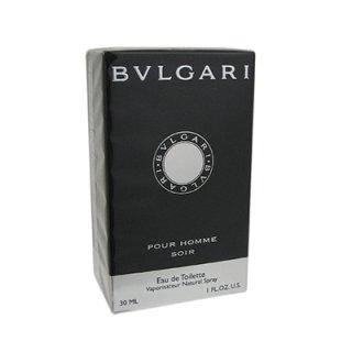 BVLGARI ブルガリ プールオム ソワール オードトワレ EDT30ml メンズ香水