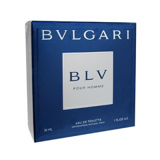 BVLGARI ブルガリ ブルー プールオム オードトワレ EDT30ml メンズ香水