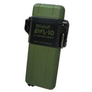 Windmill ウィンドミル ガスライター AWL-10 307-0045 グリーン