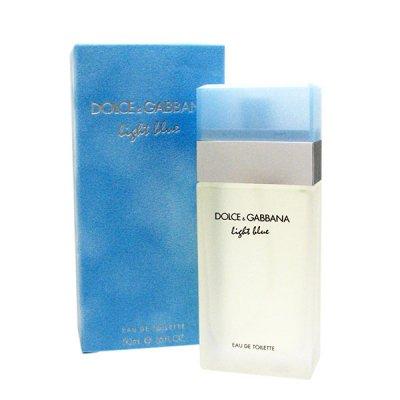DOLCE & GABBANA ドルチェ&ガッバーナ ライトブルー オードトワレ 50ml レディース香水