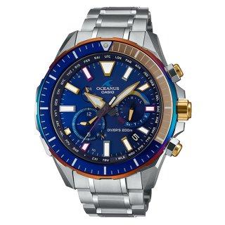 【世界限定 1,200本】 OCEANUS CACHALOT OCW-P2000D-2AJF Bluetooth搭載電波ソーラー カシオ オシアナス カシャロ メンズ腕時計 国内正規品