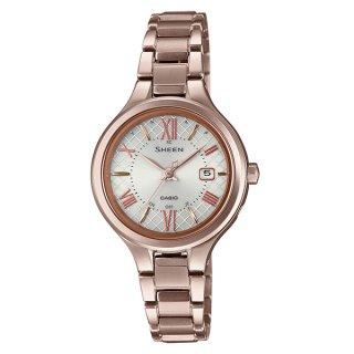 カシオ SHEEN SHW-7000TCG-4AJF ソーラー電波時計 チタン シーン レディース腕時計 国内正規品