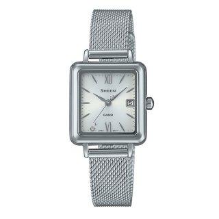 カシオ SHEEN SHS-D400M-7AJF ソーラー時計 シーン レディース腕時計 国内正規品