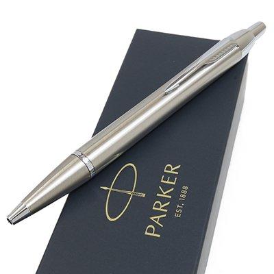 PARKER パーカー ボールペン IM アイム S1142312 SSCT ステンレス シルバー ブラック字 油性