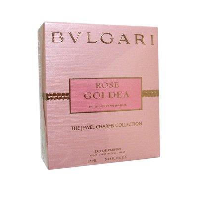 BVLGARI ブルガリ ローズ ゴルデア オードパルファム 25ml レディース香水
