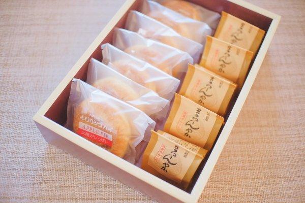 信州・飯田のお菓子「はと錦」