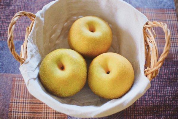 「高和園」の梨