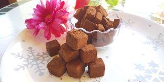 生チョコレート(本成寺しょこら)20個入 プレーン