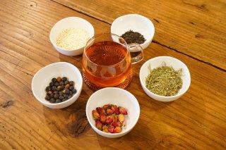 季節の薬膳茶