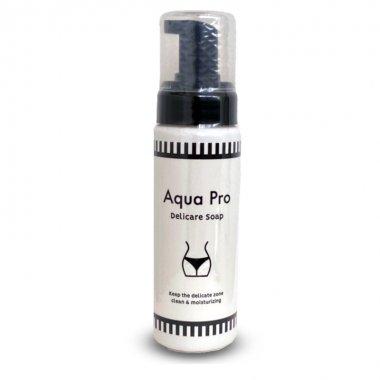 デリケートゾーンの黒ずみ、不快な悩みに、専用ソープ完売開始!「AquaPro-アクアプロ・ビューティボディソープ」