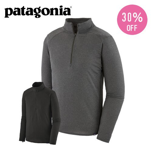 <img class='new_mark_img1' src='https://img.shop-pro.jp/img/new/icons16.gif' style='border:none;display:inline;margin:0px;padding:0px;width:auto;' />patagonia Men's Capilene Thermal Weight Zip-Neck キャプリーンサーマルジップネック