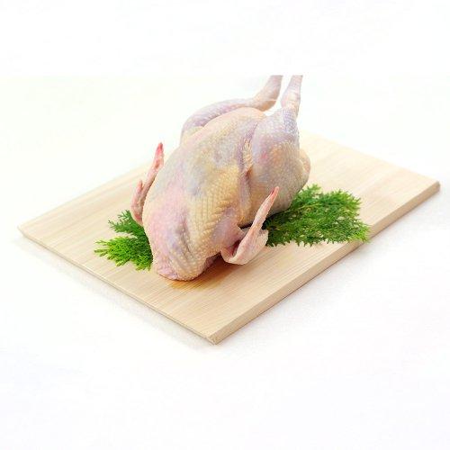 みやざき地頭鶏 一羽丸体(中抜き)