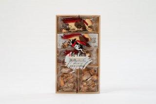 阿蘇の草原飛ぶ牛クッキー親子セット