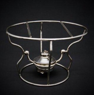 超レア!上下を返して大皿にも小皿にも使えるフードウォーマー