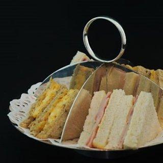 アールデコ|サンドイッチプレート