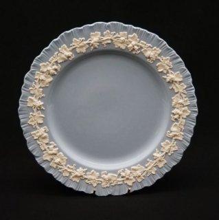 ウェッジウッド|クイーンズウェアのディナー皿(シェルエッジ)