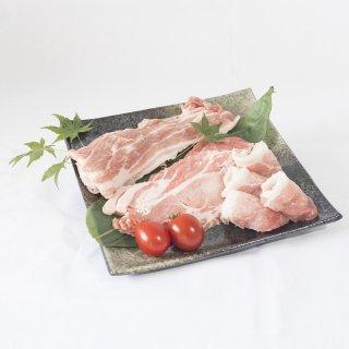 朝霧ヨーグル豚を焼く! 焼肉セット